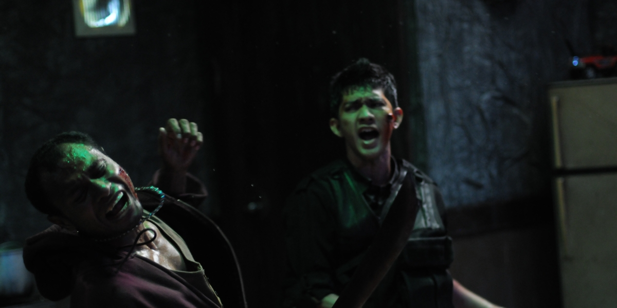 Serbuan Maut/The Raid: Redemption (2011/Indonesia)