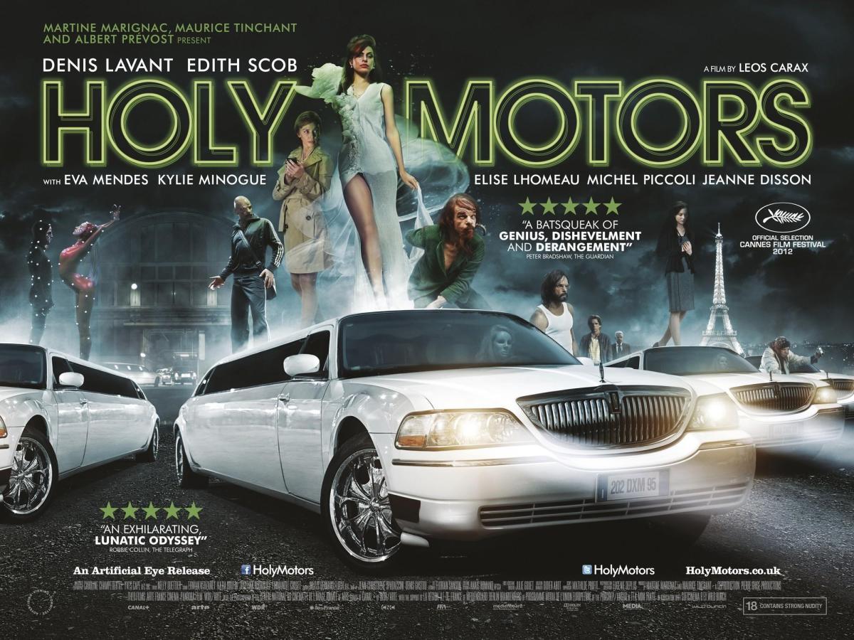 Holy Motors (2012/France)