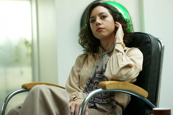 Yes! Aubrey Plaza is in this flick too