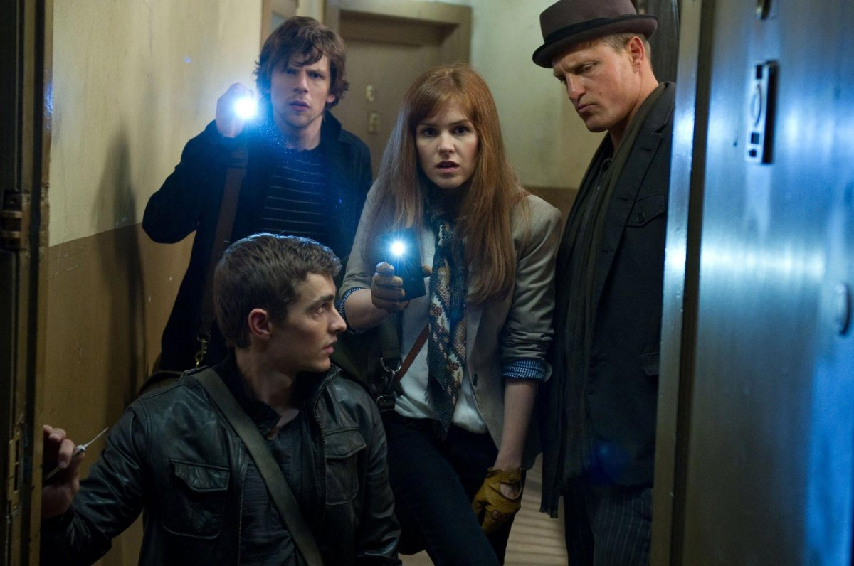 Now You See Me (2013/US)
