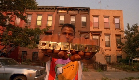This is a story about love, hate and the ignorant of Radio Raheem y'all!