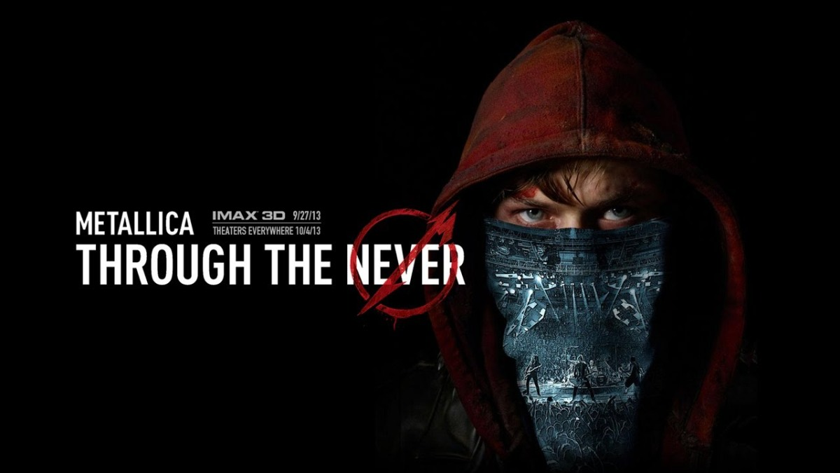 Metallica Through the Never (2013/US)