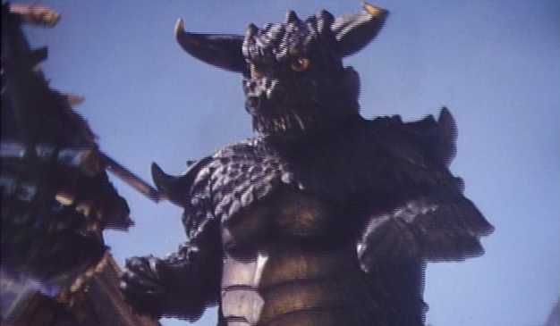Kaiju from the east!