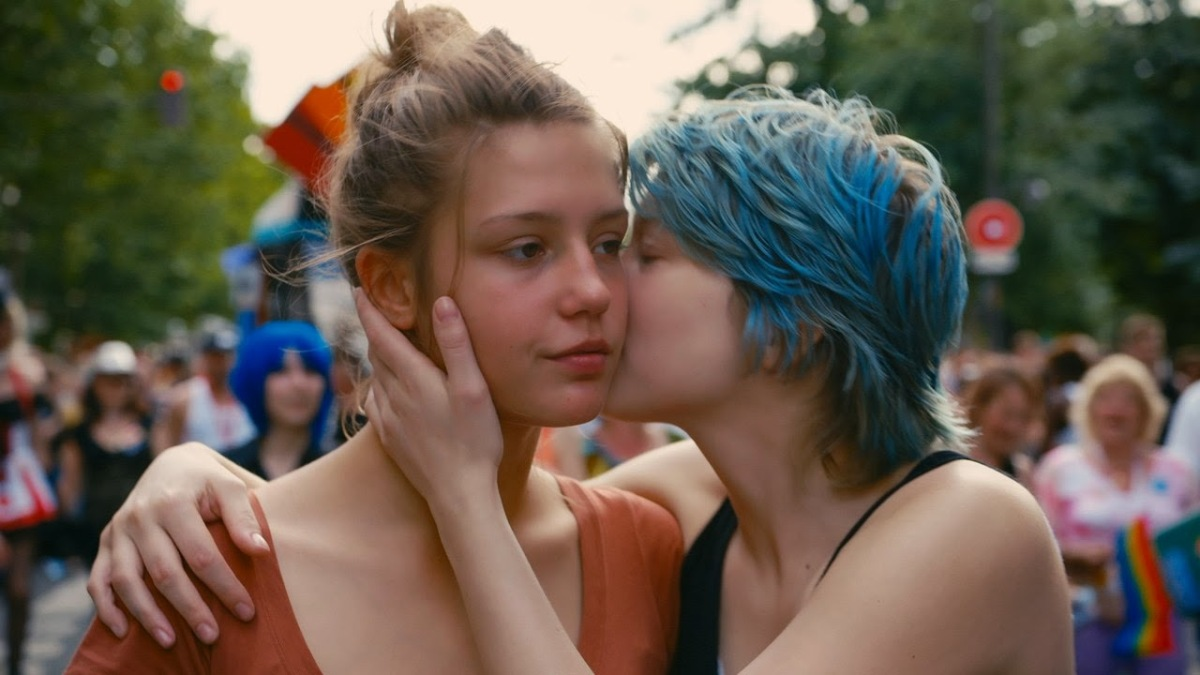 Blue Is The Warmest Color (2013/French)