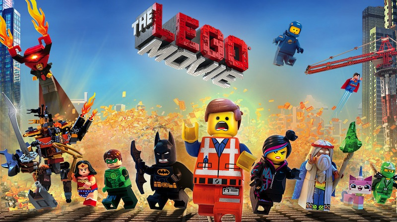 The Lego Movie 2014 Us Zerosumo