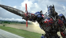 Transfomers Age of Extinction