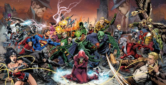 DC Comics Movie Universe
