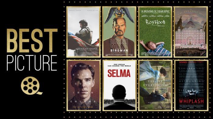 The Oscars 87th Academy Awards